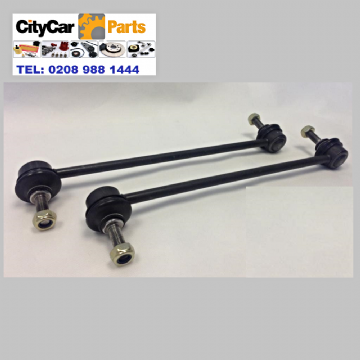 CITROEN BERLINGO MK1 MULTISPACE MODELS 1996 TO 2008 METAL FRONT DROP LINK BAR PAIR SET X2